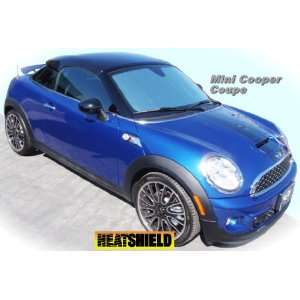 Sunshade for Mini Cooper 2Door Coupe 2012 Automobile Heatshield Brand