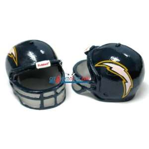San Diego Chargers NFL Birthday Helmet Candle 2 Packs