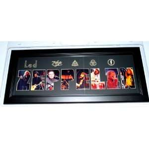 LED ZEPPELIN Picture Frame