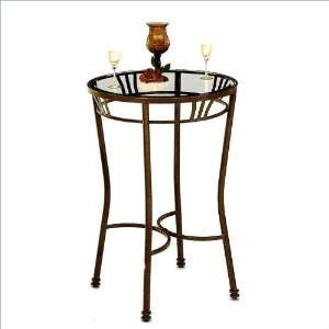 36 Round Tempo Sonoma 40 Bar Height Pub Table Furniture & Decor