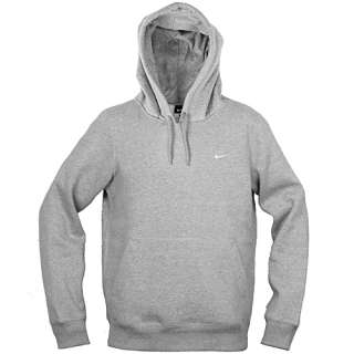 NIKE CLASSIC FLEECE OTH HOODY MENS SIZE M Gray Hoodie REDUCED PRICE