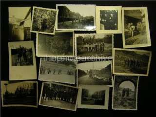 500+ ORIGINAL German Army WWII WW2 Snapshot Photo Lot
