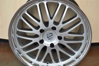 22 PORSCHE WHEELS/RIM+TIRES PANAMERA 4S CAYENNE TURBO