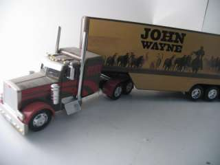 New Ray Peterbilt John Wayne Semi Truck Diecast 22 Long