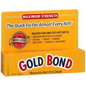 GOLD BOND MED CREAM 1 OZ