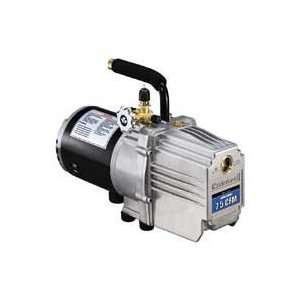 Rotary Vane Two Stage Deep Vacuum Pump   7.5 CFM