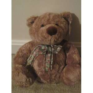 Head & Tales Gund Plush Teddy Bear