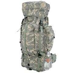 NEW DIGITAL CAMO HEAVY DUTY BACKPACK MOUNTAINEERS BACKPACK