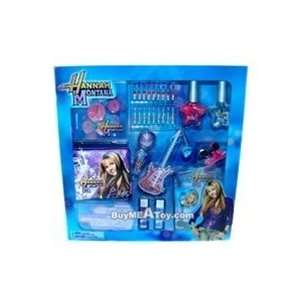 Hannah Montana Girls Cosmetic Set (Make Up) Beauty