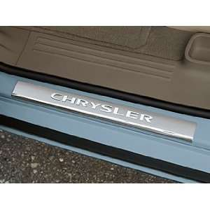 Chrysler Town & Country Door Entry Guards Automotive