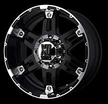 17 inch Chevy Silverado 2500 HD Truck Rims Wheels 8 LUG