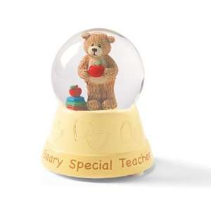 Beary Special Teacher Musical Waterglobe Toys & Games