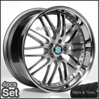 22Wheels&Tires M46 BMW Staggered 6,7series X5,X6 Rims