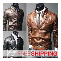 Mens Luxury Stylish Slim Blazers Jackets g19