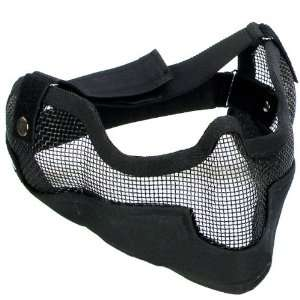 Matrix Iron Face Carbon Steel Striker Gen2 Metal Mesh Lower Half