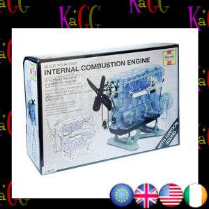 NEW HAYNES BUILD YOUR OWN COMBUSTION ENGINE MODEL KIT