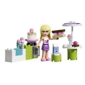 LEGO Friends Stephanies Outdoor Bakery 3930 Toys & Games