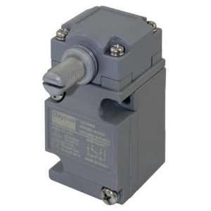 Dayton 11X445 Limit Switch, SPDT, CW and CCW, Rotary Head