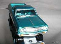 JOHNNY LIGHTNING 1965 Chevy El Camino Pickup Truck WHITE LIGHTNING