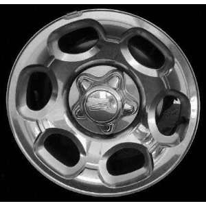 00 02 LINCOLN NAVIGATOR ALLOY WHEEL RIM 17 INCH SUV, Diameter 17