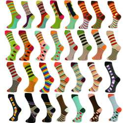 Comfortable Mens Casual Formal Combed Cotton Socks New