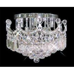 8949F16G Elegant Lighting Corona Collection lighting