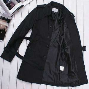 Sales promotion For New Mens Slim Fit Sexy Stylish Coat Jackets Long
