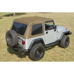 13750.37 Spice Bowless XHD Soft Top for Jeep Wrangler TJ Automotive