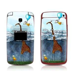 Above The Clouds Design Protective Skin Decal Sticker for LG GS170