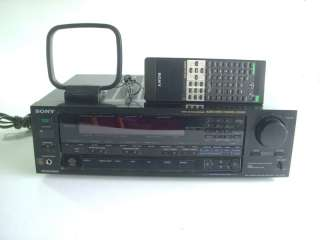 Sony STR AV910 Home Theater Surround Stereo Receiver