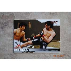 2011 TOPPS UFC KNOCK OUT KENNY FLORIAN #145/288 TRADING