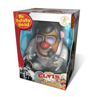 NEW Elvis Presley THE KING Mr. Potato Head Doll Toy