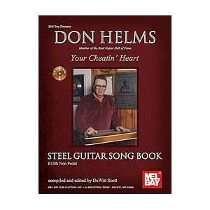Don Helms   Your Cheatin Heart Steel Guitar Song Book