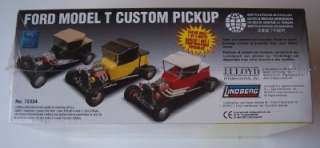 Lindberg FORD MODEL T CUSTOM PICKUP 1/24 Scale New Kit