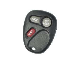 Remote Case for Gm Gmc Chevy Chevrolet Keyless Entry No Chips Inside