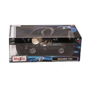 Maisto   Dauer EB110 (118, Black) diecast car model