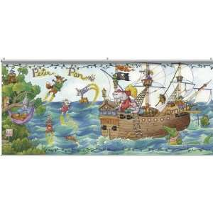 Once Upon a Time   Peter Pan Minute Mural Toys & Games