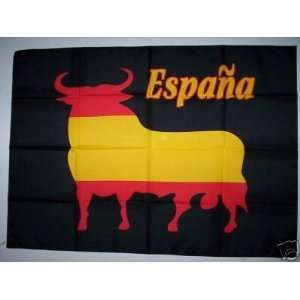 SPAIN ESPANA 5x3 Feet Cloth Textile Fabric Poster