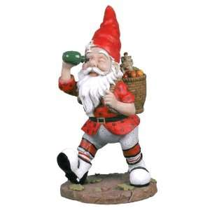 On Sale  Hiker the Garden Gnome Statue Patio, Lawn