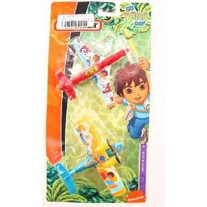 Mattel Matchbox Go Diego Go Play & Learn Sky Busters Toy Toys & Games