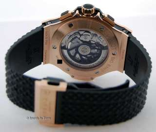 Hublot Big Bang 18k Rose Gold & Ceramic NEW