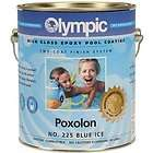 NEW Epoxy 2225GL Swimming Pool Paint Primer 1 Gallon Blue Ice