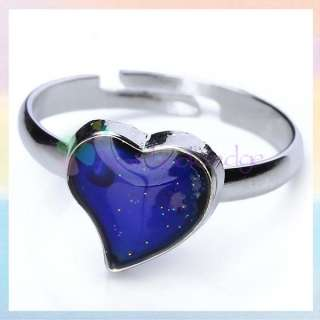 Magic Color Changing Mood Ring Band Emotion Feeling Changeable Pick U
