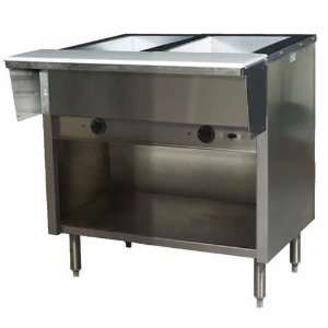 NG 2 Well Gas Hot Food Table   Spec Master Series