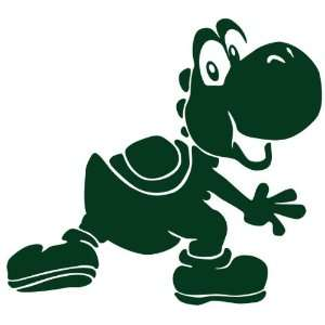 Yoshi   Super Mario Bros Decal Sticker