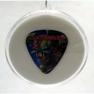Iron Maiden Eddie The Final Frontier Guitar Pick With MADE IN USA