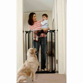 Dreambaby Extra Tall Swing Close Gate, L782B Black 878931007838