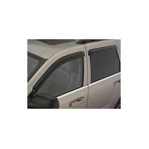 2011 2012 Jeep Grand Cherokee Window Air Deflectors
