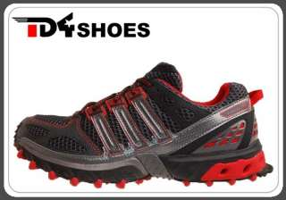 Adidas Kanadia 4 TR M Grey Red New 2011 Mens Trail Running Shoes