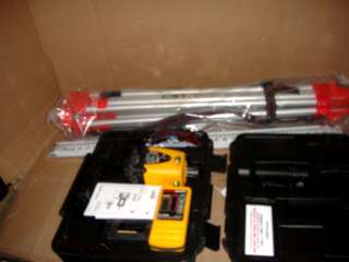 CST BERGER DUAL BEAM LEVELING ROTARY LASER LM30PKG